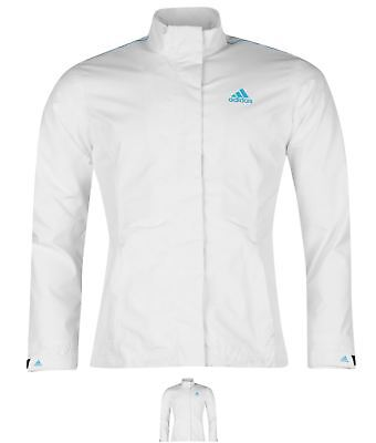 SALDI adidas Gore Tex Golf Jacket Ladies White