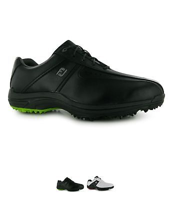 MODA Footjoy Greenjoy Uomo Scarpe golf Black