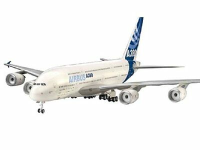 Revell 1 144 Scale Airbus A380 New Livery Plastic Kit