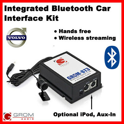 GROM BT3 Integrated Bluetooth kit - VOLVO All models 1994-2k +C70 with SC radio