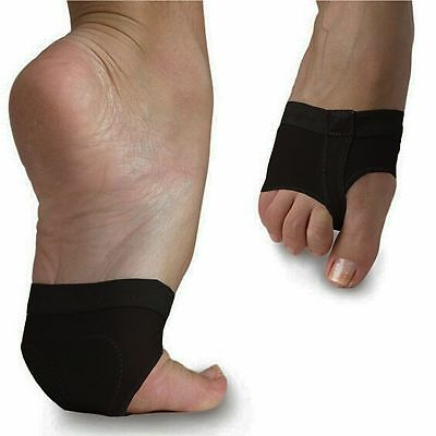 Belly/Ballet Dance Toe Pad Foot/Feet thong Protection Dance Socks S M L XL
