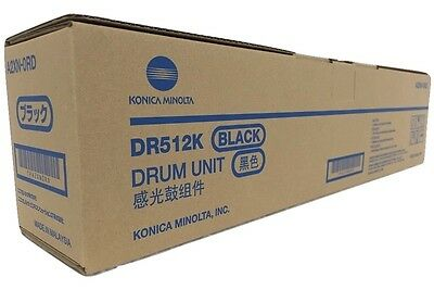 Konica Minolta A2XN0RD Black Drum Unit