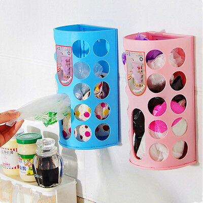 Home Shopping Plastic Carrier Bag Storage Holder Dispenser Rack Decoraction & HOME SHOPPING Plastic Carrier Bag Storage Holder Dispenser Rack ...