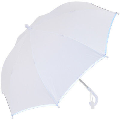 Kidz High-Viz Childs Umbrella - White
