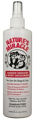 Nature's Miracle Dander Remover (16 oz)