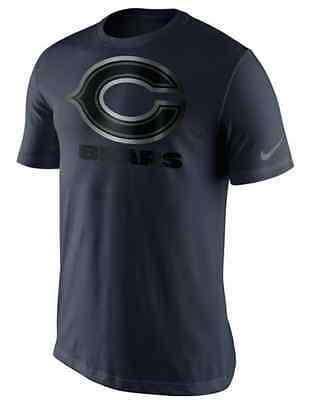 Chicago Bears Champ Drive Reflective NFL Nike T-Shirt