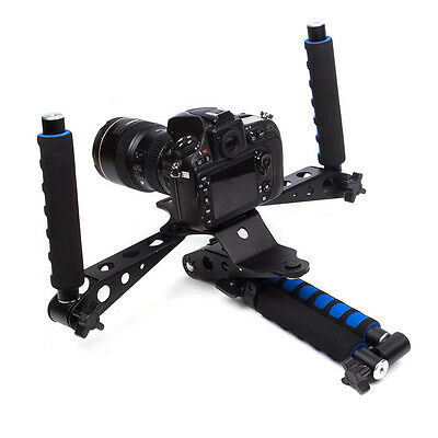 Handy Shoulder Mount Steady Support Stabilizer Kit For DV Video Camera DSLR