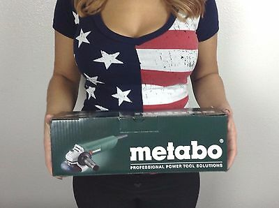 NEW Metabo WP 850-115 Corded Angle Grinder Cut off tool