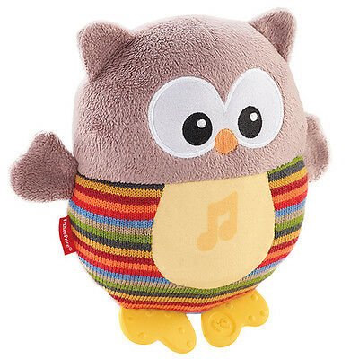 NEW Fisher-Price Soothe & Glow Owl