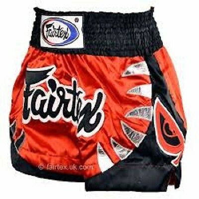 Fairtex Ferocious Bite Muay Thai Kick Boxing Shorts  S M L XL XXL