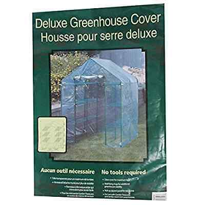 Deluxe Walk-In 6-tier 12-section Portable Greenhouse Replacement Cover