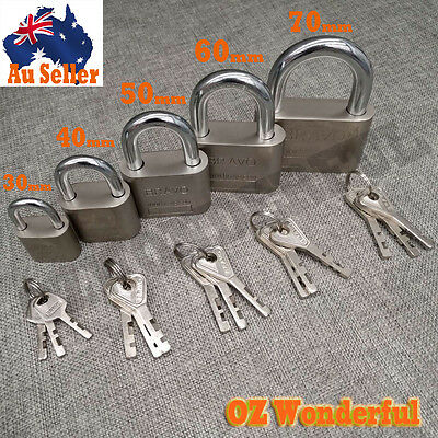 Padlock Shackle Spare Keys Luggage Suitcase Locker Security Lock Security Locks
