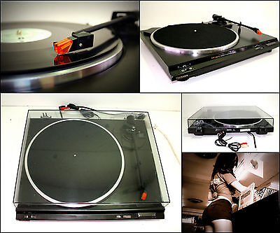 Technics SL-BD20 DC Servo Automatic Turntable System