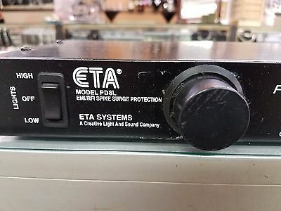 "Eta Pd8L Power Conditioner ""free Ship"""