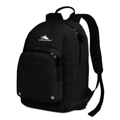 High Sierra 53627 Impact Backpack Black