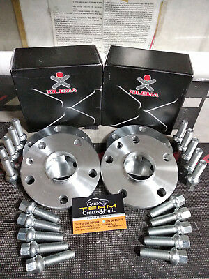 Kit 4 Distanziali Ruota MERCEDES CLASSE A C CLK E S SLK SL 16mm Wheel Spacers