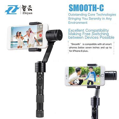 ZHIYUN Z1 Smooth C 3Axis Handheld Gimbal Stabilizer for iPhone Samsung Cellphone