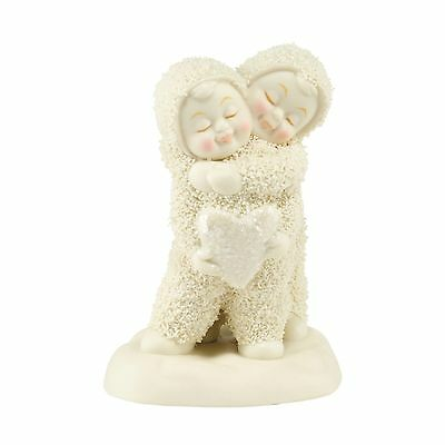 Dept 56 Snowbabies You Are My Happy Ending Figurine Ornament 10.5cm 4045792 New