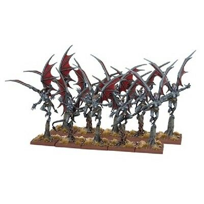 Mantic Kings of War Gargoyles / Warhammer Age of Sigmar Daemonettes