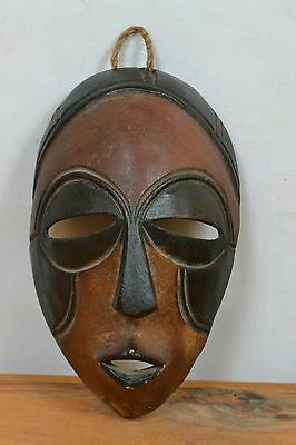 African Mask from D R of  Congo.