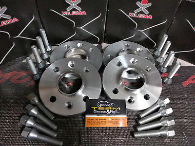 kit 4 Distanziali Ruota AUTOBIANCHI A112 A 112 + ABARTH 20mm Wheel Spacers