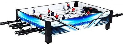 Indoor Games Rod Hockey Tabletop MD Sports 33 inches Basement Fun Sturdy Stable