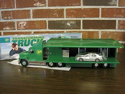 1997 B P Transforming Truck 1:36 Scale Model---New In Box
