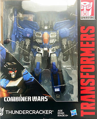 Transformers Generations Combiner Wars Leader THUNDERCRACKER Figur ca. 25cm