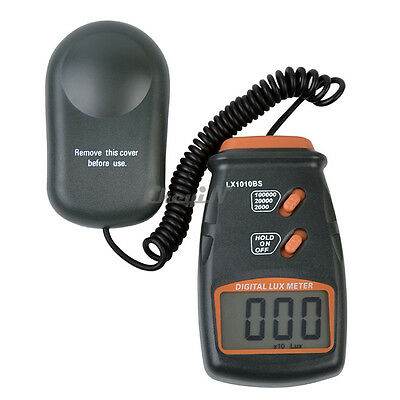 3-Mode Adjustable High accuracy LCD Digital Lux Meter Illuminant Light Tester