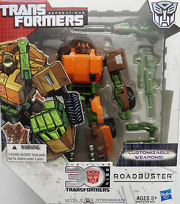Transformers Generations Voyager Class ROADBUSTER ca. 20cm