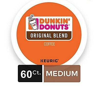 Dunkin' Donuts Original Blend Medium Roast 54 K-cups