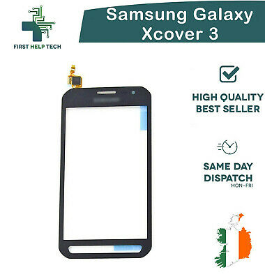 Black Touch Screen Digitizer Replacement For Samsung Galaxy Xcover 3 G388F G389F
