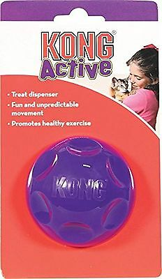 KONG Treat Ball Cat Toy NEW