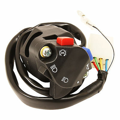 Ktm Exc Excf Freeride Oem Style Replacement Headlight Horn Kill Switch Button