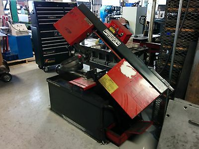 Carolina Industrial Metal Cutting Band Saw - 3 Extra Blades Included