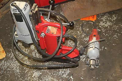 Milwaukee Magnetic Drill Press 4202