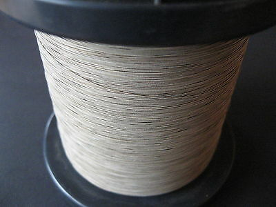 Isotan Konstantan Cotton Insulated Resistance Heating Wire 0.20 mm, AWG 32