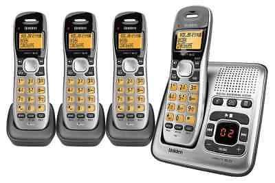 Uniden DECT1735 Digital Phone System With Power Failure Backup (Quad Pack)