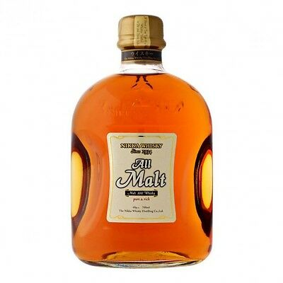 Nikka All Malt Japanese Whisky 700ml