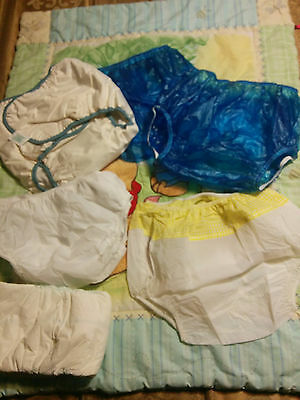 Plastic diapers pants and Bedwetting Boys