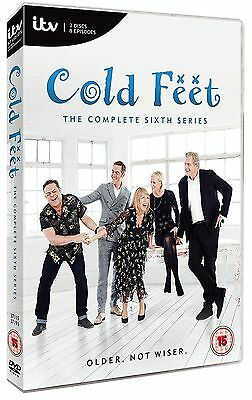 COLD FEET - Complete Series 6 Boxset Collection (NEW DVD)