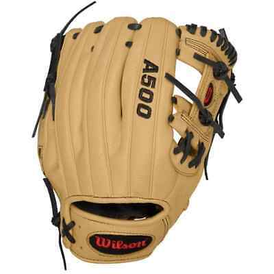 "Wilson A500 11"" Youth Baseball Glove - Right Hand Throw"