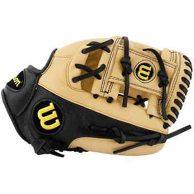 "Wilson A500 11.5""  Youth Baseball Glove - Right Hand Throw"