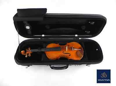 Top Quality Violin Case Strong Structure  - Elegant Silver Color