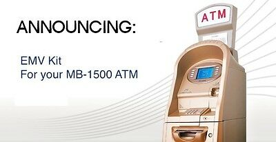 NEW EMV Upgrade Kit for Tranax / Hyosung MB1500 ATM Machines (Free Shipping)