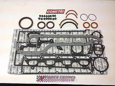 Cosworth Yb Cometic  Gasket Set And Oil Seals Sierra  Sapphire 2Wd Engines Only