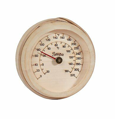 Free Shipping - Bucket Bottom Sauna Thermometer