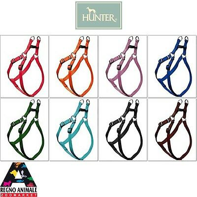Pettorina cane HUNTER in nylon ecco sport quick DOG HARNESS Smart colori taglie