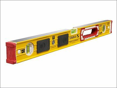Stabila - 196-2 LED Illuminated Spirit Level 3 Vial 17393 122cm