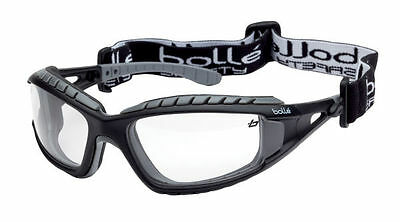 Bolle Tracker II 2 Safety Glasses Goggles Anti Mist / Scratch Various Lens